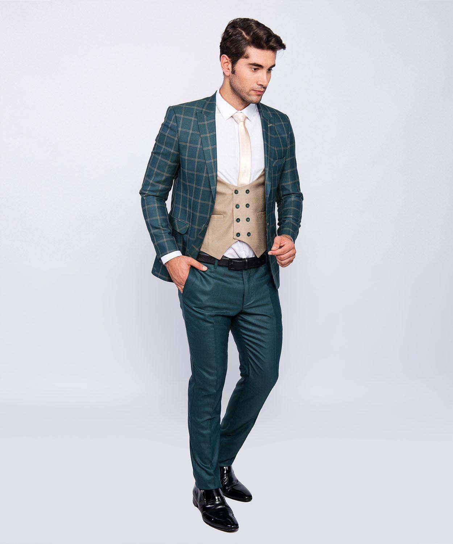 Beste Mode Anzug Hochzeit Fotos - Brautkleider Ideen - cashingy.info